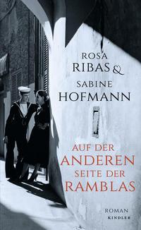 Cover: Rosa Ribas Auf der anderen Seite der Ramblas