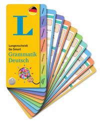Grammatik Deutsch - Fächer