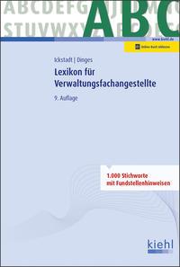Lexikon für Verwaltungsfachangestellte