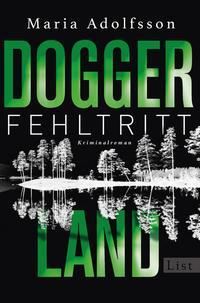 Cover: Maria Adolfsson Doggerland. Fehltritt