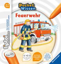Cover: Pocket Wissen (mit Tiptoi) Feuerwehr
