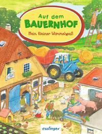 Mein kleiner Wimmelspaß: Auf dem Bauernhof, VE 5 Expl.