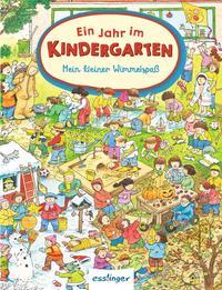 Mein kleiner Wimmelspaß: Ein Jahr im Kindergarten, VE 5 Expl.
