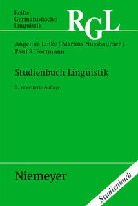 Studienbuch Linguistik