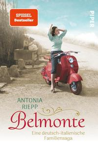 Cover: Antonia Riepp Belmonte