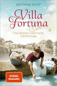 Cover: Antonia Riepp Villa Fortuna
