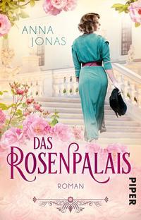 Cover: Anna Jonas Das Rosenpalais