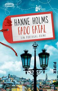 Cover: Hanne Holms Fado fatal