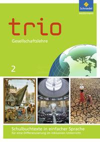 Trio Gesellschaftslehre / Trio Gesellschaftslehre - Ausgabe 2014 für Hessen
