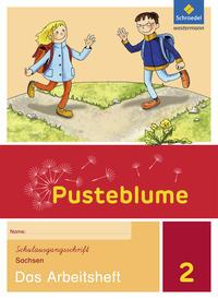 Pusteblume, Das Sprachbuch - Ausgabe 2017 für Sachsen