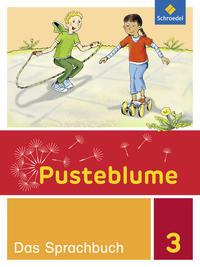 Pusteblume, Das Sprachbuch, BW HB HH He Ni NRW RP Sl SH, Gs, Neubearbeitung 2015