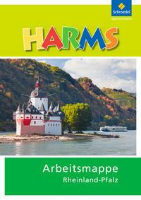 HARMS Arbeitsmappe, Ausgabe 2015, RP