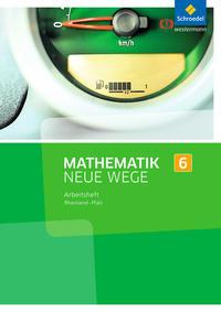 Mathematik Neue Wege SI, Ausgabe 2016 für Rheinland-Pfalz