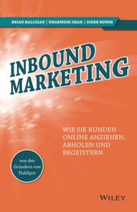 Cover: Brian Halligan und Dharmesh Shah Inbound-Marketing
