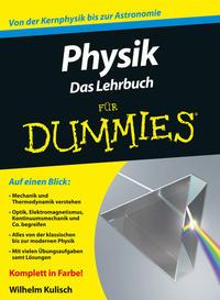 Physik für Dummies - Das Lehrbuch