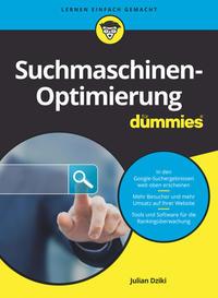 Cover: Julian Dziki Suchmaschinen-Optimierung für Dummies