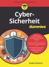 Cover: Joseph Steinberg Cyber-Sicherheit für Dummies