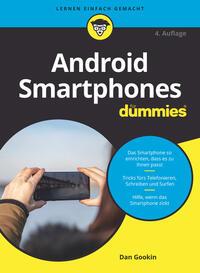 Cover: Dan Gookin Android Smartphones für Dummies