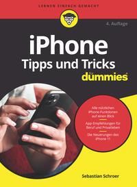 Cover: Sebastian Schroer iPhone Tipps und Tricks für dummies