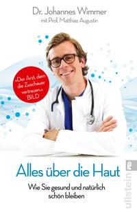 Cover: Johannes Wimmer Alles über die Haut