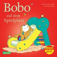 Maxi Pixi 352: Bobo auf dem Spielplatz