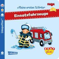 Baby Pixi (unkaputtbar) 95: HABA Erste Wörter: Einsatzfahrzeuge