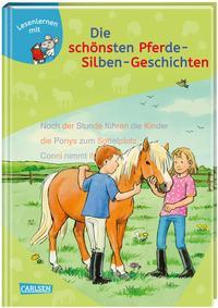LESEMAUS zum Lesenlernen Sammelbände: Die schönsten Pferde-Silben-Geschichten