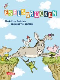 Cover: Eva Bade, Cordula Thörner Eselsbrücken - Merksätze, Gedichte und ganz viel Lustiges