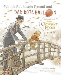 Cover: Brittany Rubiano Winnie Puh, sein Freund und der rote Ballon