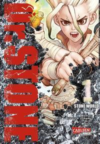 Cover: Boichi und Inagaki Riichiro Dr. Stone