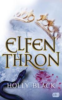 Cover: Holly Black Elfenthron