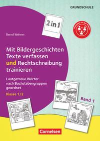 Kombitraining Deutsch - Band 1: Klasse 1/2