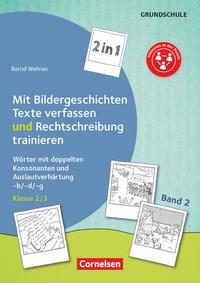 Kombitraining Deutsch - Band 2: Klasse 2/3