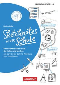 Cover: Nadine Roßa Sketchnotes in der Schule