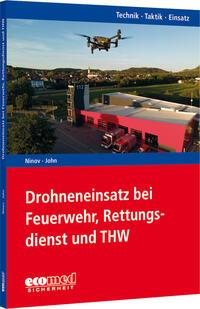 Drohneneinsatz bei Feuerwehr, Rettungsdienst und THW