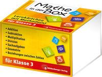 Mathe in der Box - Lernkärtchen mit Methode(n), Klasse 3