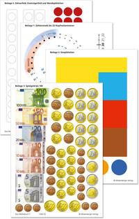 Das Mathebuch 1 - Arbeitsbeilagen, Ausgabe Bayern