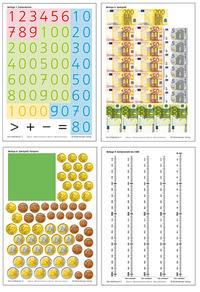 Das Mathebuch 3 - Arbeitsbeilagen, Ausgabe Bayern