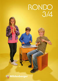 RONDO 3/4 - Schülerbuch, Ausgabe Bayern