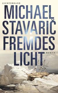 Cover: Michael Stavaric Fremdes Licht
