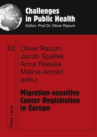 Migration-sensitive Cancer Registration in Europe