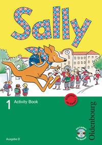 Sally - Englisch ab Klasse 1 - Ausgabe D für alle Bundesländer außer Nordrhein-Westfalen (Bisherige Ausgabe)