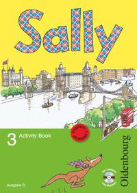 Sally - Englisch ab Klasse 1, Ausgabe D für alle Bundesländer außer Nordrhein-Westfalen (Bisherige Ausgabe)