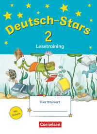 Deutsch-Stars Lesetraining, Gs