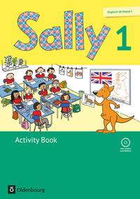 Sally - Englisch ab Klasse 1, Ausgabe für alle Bundesländer außer Nordrhein-Westfalen (Neubearbeitung)