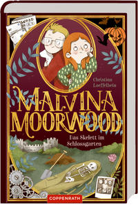 Malvina Moorwood - Das Skelett im Schlossgarten