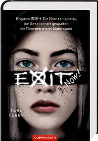 Cover: Teri Terry Exit now!