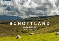 SCHOTTLAND - A ROMANCE (Wandkalender 2019 DIN A4 quer)