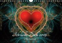 Ich liebe Dich 2019 - International (Wandkalender 2019 DIN A4 quer)