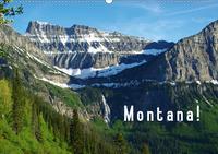 Montana! (Wandkalender 2020 DIN A2 quer)